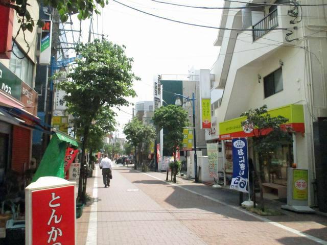 矢口渡駅のエリア情報2