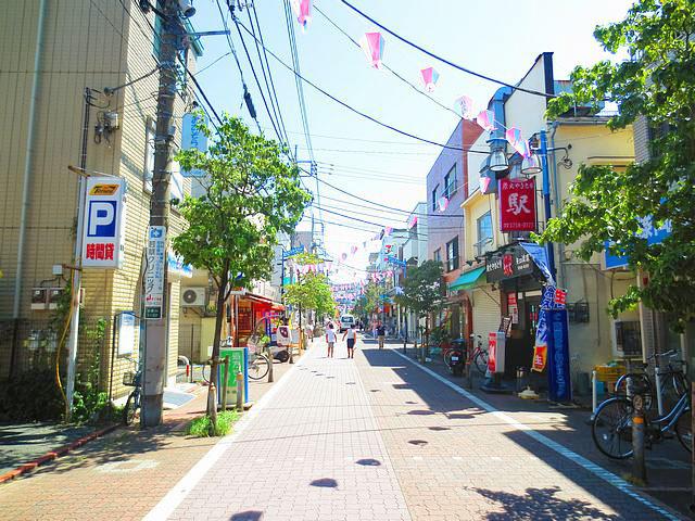 矢口渡駅のエリア情報3