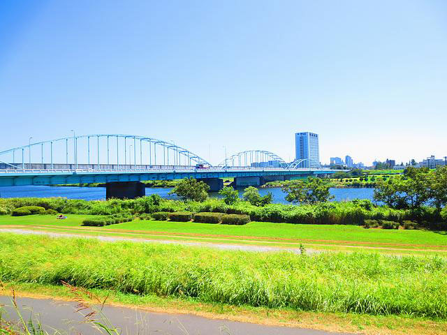 矢口渡駅のエリア情報5