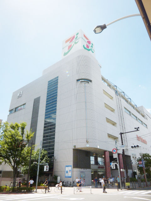 大井町駅のエリア情報4