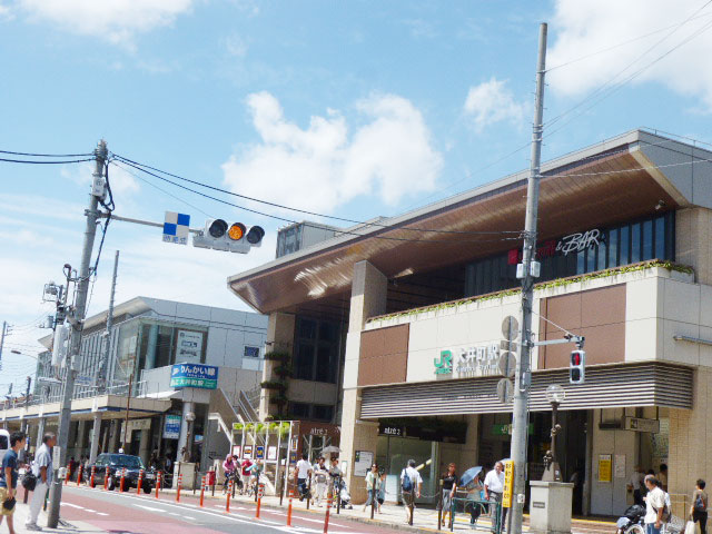 大井町駅のエリア情報5