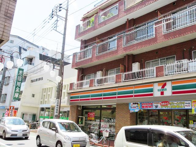 下神明駅のエリア情報6