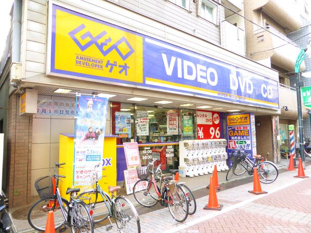 戸越公園駅のエリア情報10