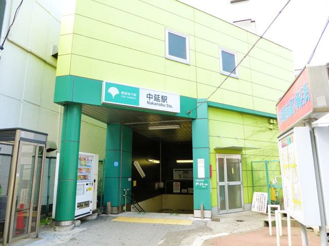 中延駅のエリア情報12