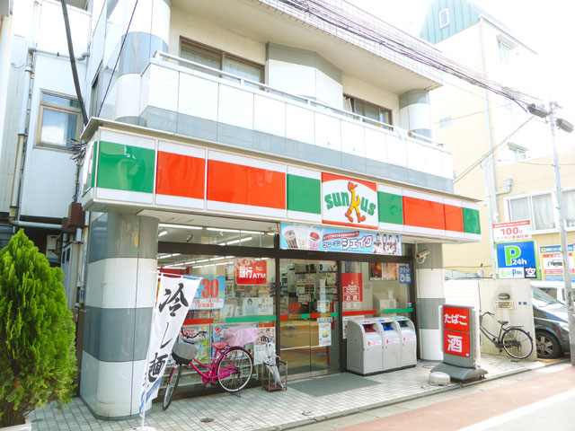 中延駅のエリア情報2
