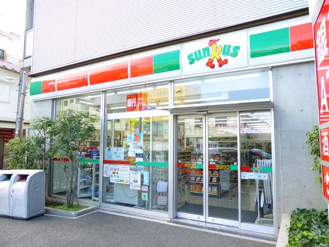 中延駅のエリア情報6