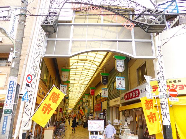 中延駅のエリア情報7