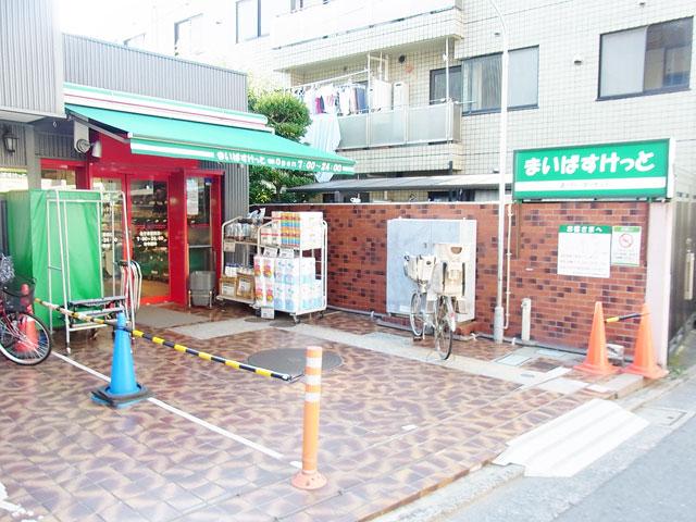 北千束駅のエリア情報6