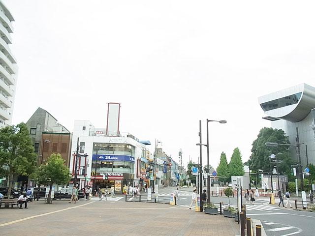 大岡山駅のエリア情報2