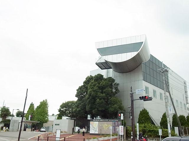 大岡山駅のエリア情報3