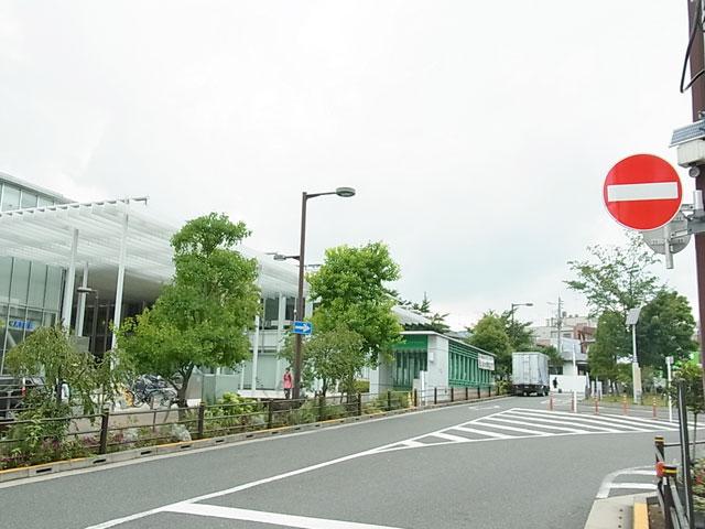 大岡山駅のエリア情報9
