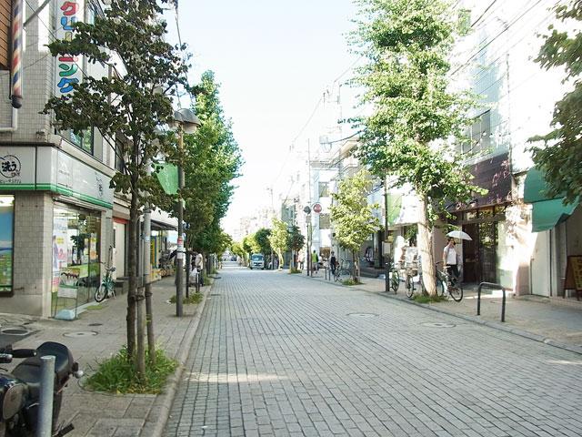 尾山台駅のエリア情報2