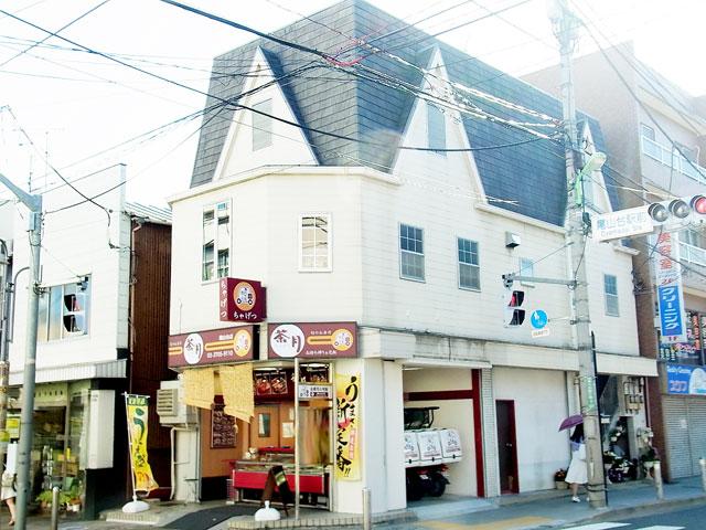 尾山台駅のエリア情報3