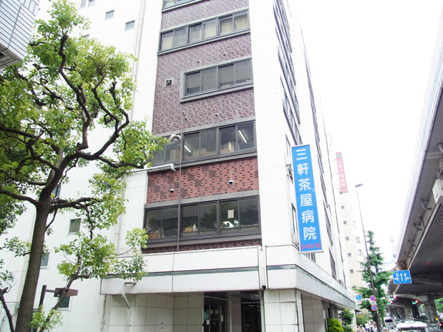 三軒茶屋駅のエリア情報11