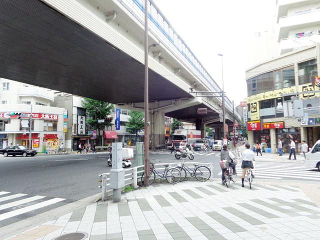 駒沢大学駅のエリア情報5