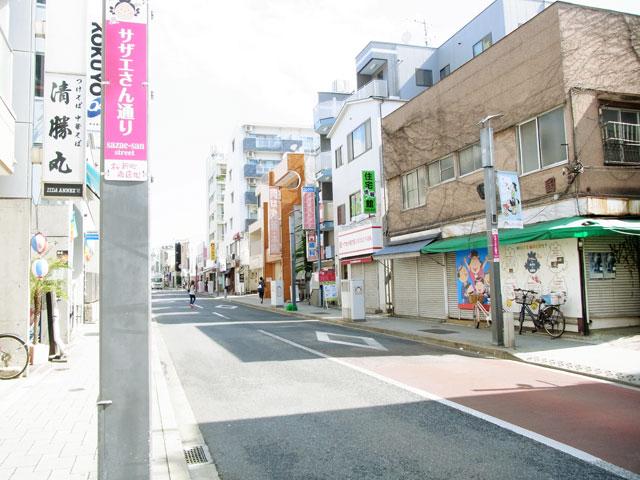 桜新町駅のエリア情報2