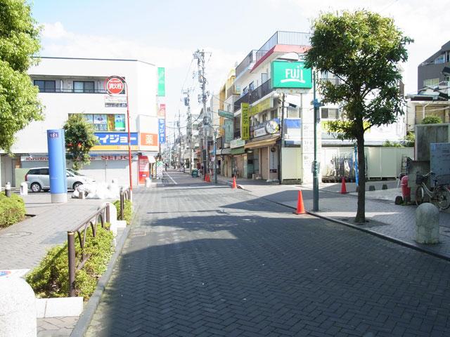 用賀駅のエリア情報2
