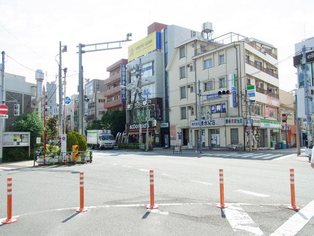 用賀駅のエリア情報4