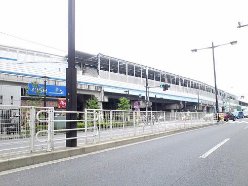 二子玉川駅のエリア情報1