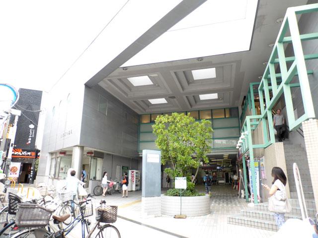 荏原中延駅のエリア情報1