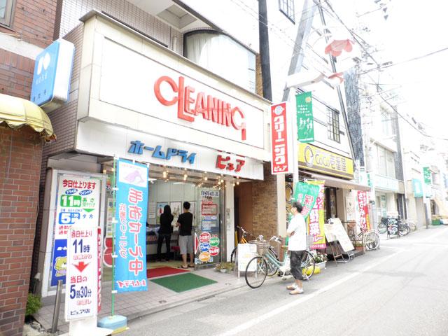 荏原中延駅のエリア情報10