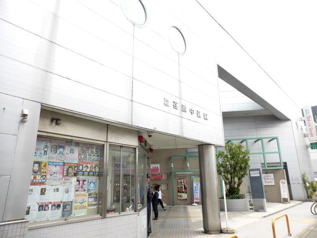 荏原中延駅のエリア情報3