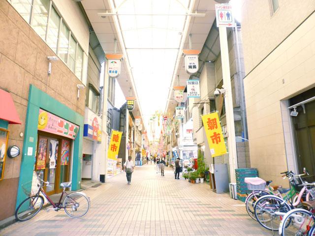 荏原中延駅のエリア情報4