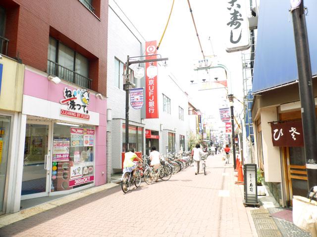 長原駅のエリア情報10
