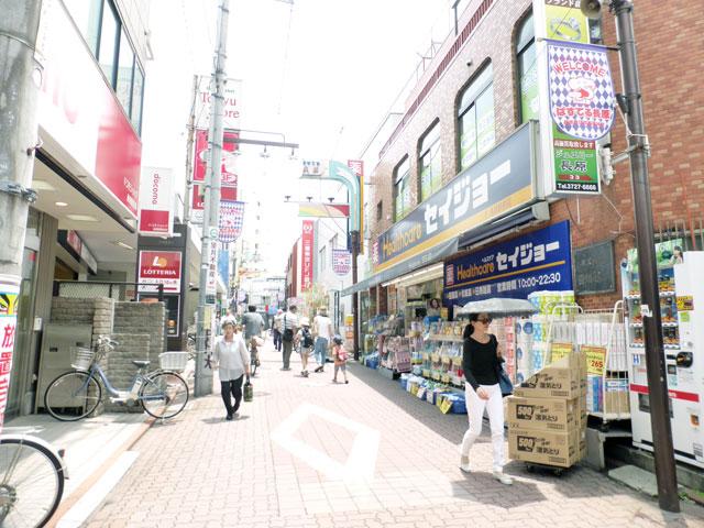 長原駅のエリア情報6