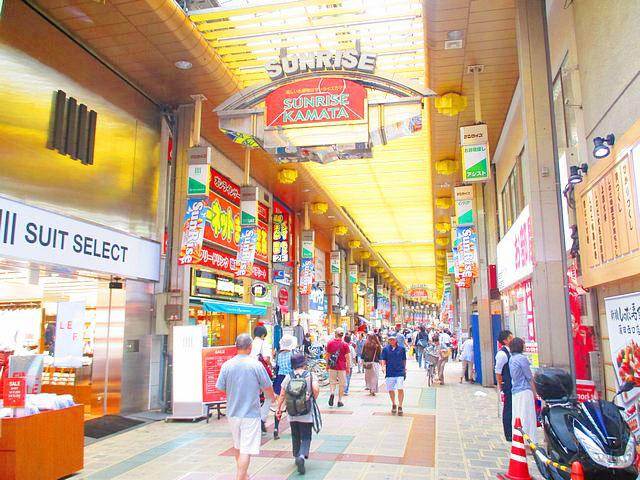 蒲田駅のエリア情報7