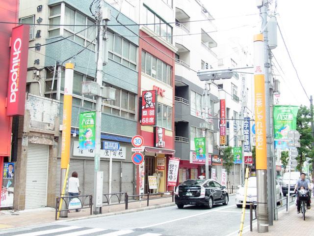 三軒茶屋駅のエリア情報4
