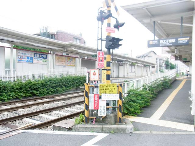 西太子堂駅のエリア情報1