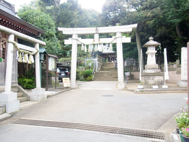西太子堂駅のエリア情報2