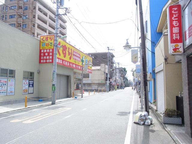 上町駅のエリア情報2