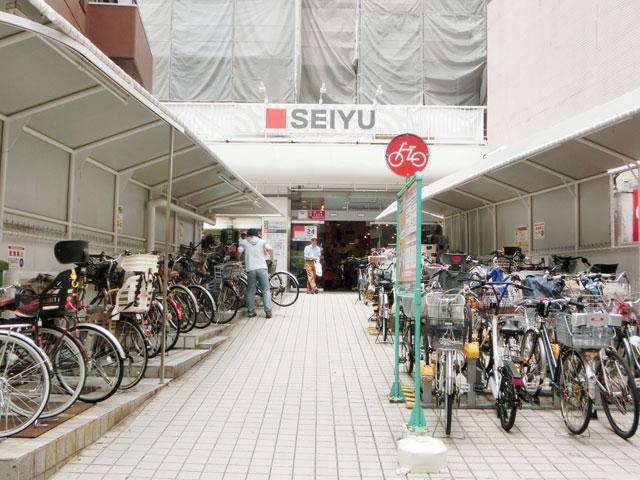 下高井戸駅のエリア情報5