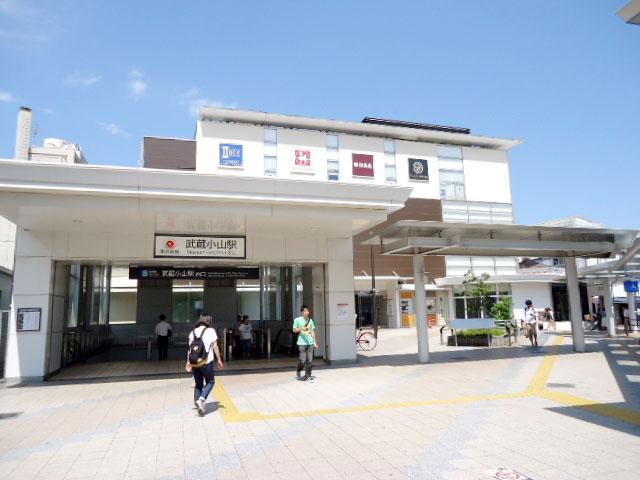 武蔵小山駅のエリア情報1