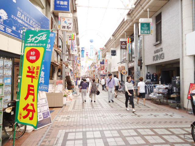 武蔵小山駅のエリア情報5