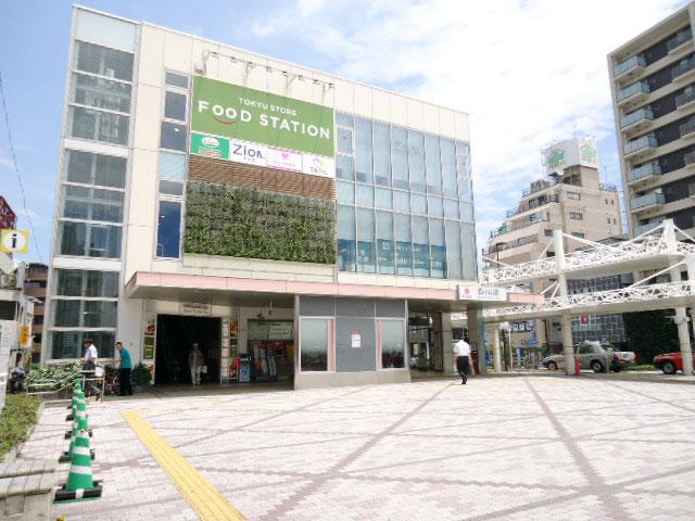 西小山駅のエリア情報1