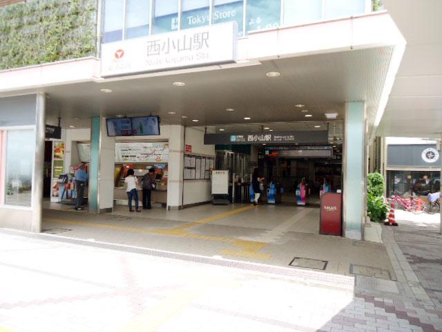 西小山駅のエリア情報2