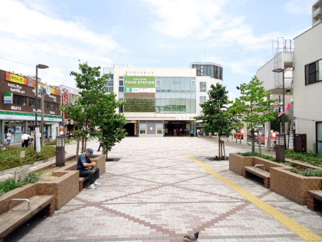 西小山駅のエリア情報4