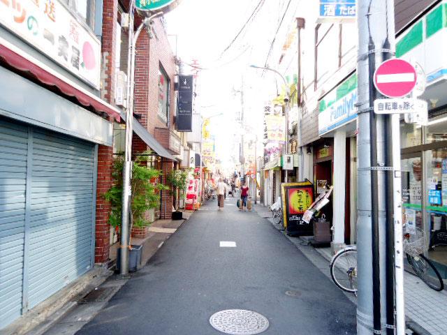 西小山駅のエリア情報5