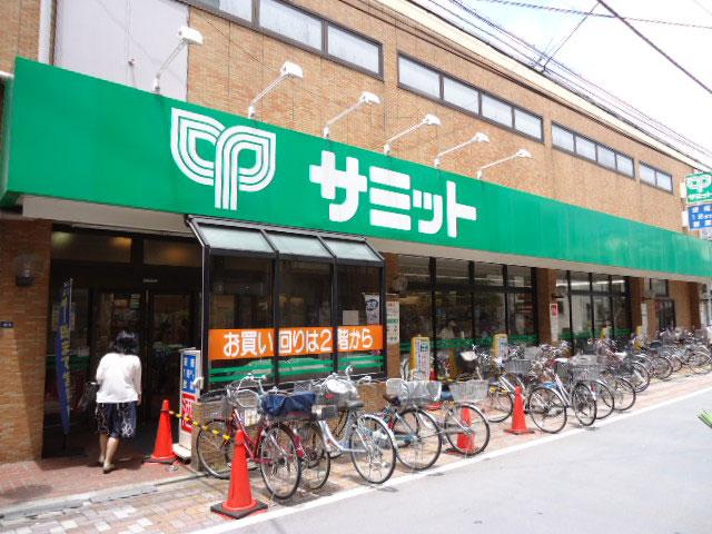 西小山駅のエリア情報7