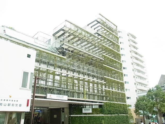 大岡山駅のエリア情報1