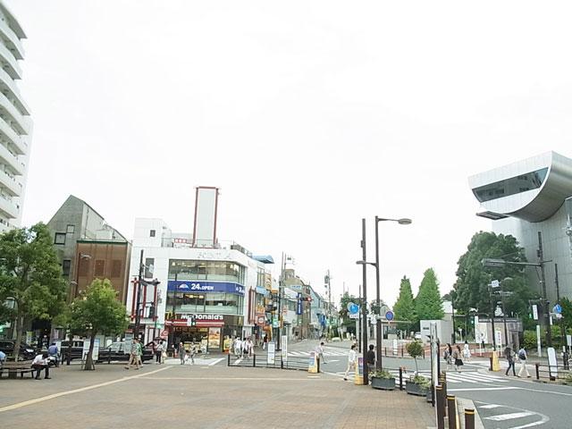 大岡山駅のエリア情報10