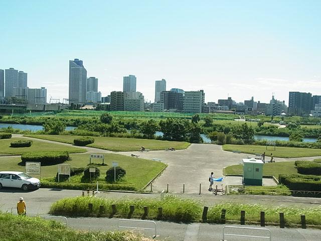 多摩川駅のエリア情報3