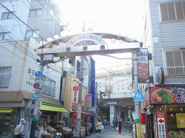 新丸子駅のエリア情報2