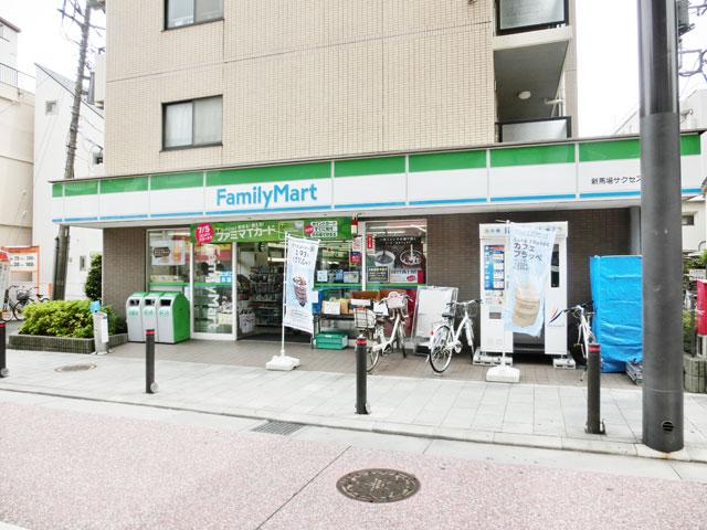 新馬場駅のエリア情報2