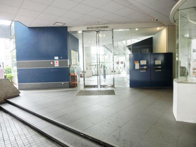 新馬場駅のエリア情報5