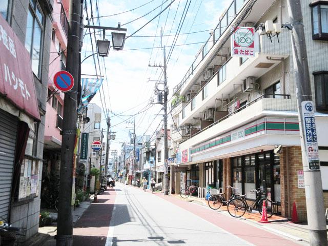 鮫洲駅のエリア情報4