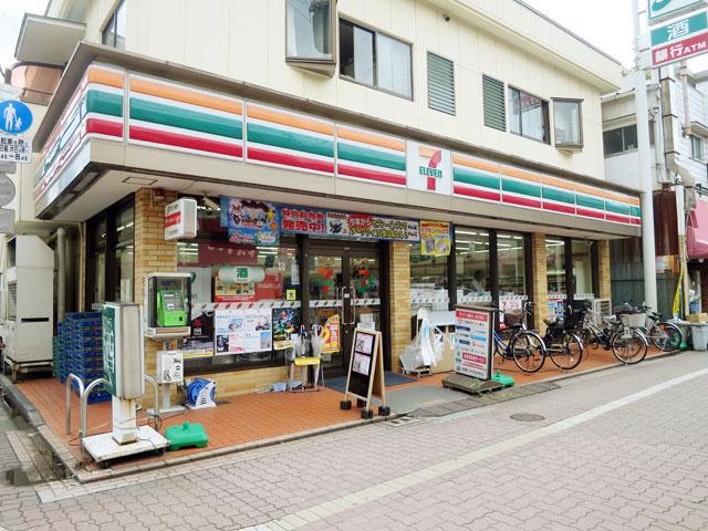 大森町駅のエリア情報6